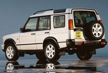 Land Rover DISCOVERY / by Oky Gaol