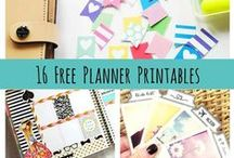 ❛ Printables ❜ / I will spend so much money on printing things!