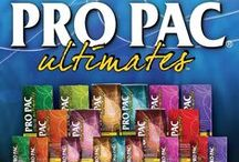 Pro Pac® Products / Looking for a new food flavor to feed your dog or cat? Browse through our great lineup of Pro Pac® Ultimates™ pet food products. It might be hard to pick just one!