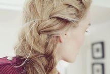 Hair - Inspiration / Hår og frisyrer