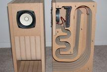 DIY loudspeakers / Made your own loudspeakers