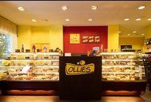 Cukrárna Ostrava - Poruba / Nabízíme vám možnost ochutnat veškeré výrobky  naší domácí výroby a zároveň příjemně posedět  v našich cukrárnách Ollies s příjemným posezením.  Nabízíme Vám útulné a nekuřácké prostředí na Výstavní ulici v Ostravě - Porubě
