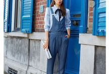 Combinaisons et salopettes / From dungarees to onesies, you can't go wrong !