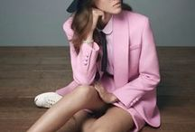THINK PINK / Pink to make the boys wink. Framboise, pastel, poudré, fluo, neon, bubblegum. Tout, mais Pink !