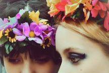 Flower Power / Le pouvoir des fleurs ! Elles sont toujours belles et avec elles ont ne se trompent jamais.