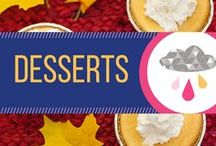 Desserts / Sweet treats and desserts that will make your sweet tooth extra happy
