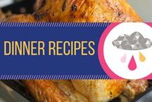 Dinner Recipes / Easy and simple dinner recipes to inspire your weekly meals