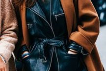 LEATHER LOVE. / Love the skin you're in #leatherlove