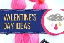 Valentine's Day Ideas / Ideas, projects, recipes and inspiration for Valentines Day