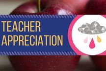 Teacher Appreciation / Teacher appreciation gifts and projects.
