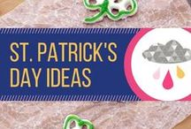 St. Patrick's Day Ideas / Ideas, projects, recipes, and inspiration for St. Patricks Day