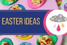 Easter Ideas / Ideas and inspiration for the Easter holiday