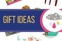 Gift Ideas / Ideas and inspiration for your gift list.