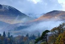 The Lake District / Cumbria ... My heart belongs to you <3
