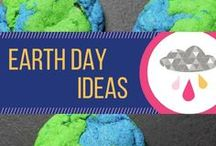 Earth Day Ideas / Ideas and projects for Earth Day