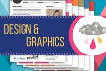 Design & Graphics / Graphics and designs to help your blog or small business