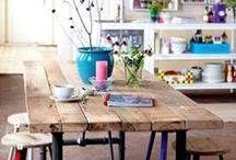 Salons inspirations / Mes inspirations pour un salon qui se prête au confort et au partage. Avec les enfants, les amis, l'amoureux, ou même seule ! C'est la pièce central de chaque maison ou appartement.