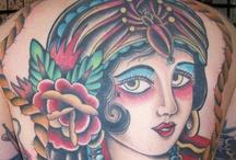 Tattoo ideas / by JESSICA STINE