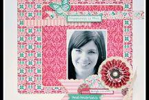 Scrapbook ideas / by Josette Kennington