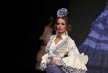 trajes de gitana/flamenca