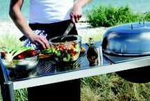 Barbecues au bord de la mer / Photos de barbecues au bord de la mer