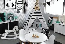 Decoração / Inspirações de decoração de ambientes, móveis, cores e estilos.