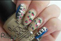 { nail art | ritsy.nl }