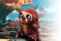 { sloths }