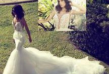 Vestidos de noiva.. / Meu vestido ideal.