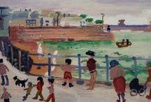 Fred Yates Paintings / Original artwork by Fred Yates