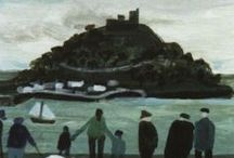 Biddy Picard  Paintings,Drawings and Ceramics - Cornish Art