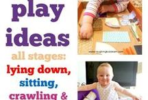 Play is Work / play activities and development resources