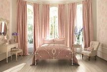 """Juliette Bedroom / Juliette makes us think """"romance"""", passion and yet innocence. Sheltered, idealistic, naive and serene; we want what she has.  Even if it doesn't quite work out. / by Mimi Moonbeam"""