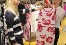 Fashion / Seasonal fashions inspired by the fashionable stores at Milsom Place.