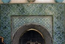 Fireplaces - Miscellaneous / Just some stuff I like / by Mimi Moonbeam