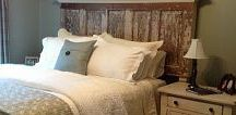 Du bois dans la chambre / inspiration bricolage et déco.