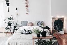 Ambientes / Inspirações de decoração, móveis, cores e estilos.