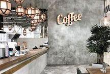 Cafeterias / Ambientes lindos e com arquitetura e decorações impecáveis.