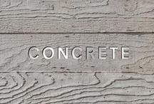 a concrete world / l'incredibile leggerezza del cemento