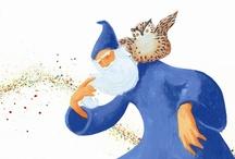 Libros y fantasía / LIbros con los seres fantásticos como protagonistas