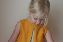 couture/sewing // enfants