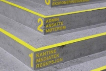 SIGNALETIQUE / WAYFINDING
