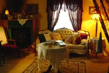 """Nestle Inn B&B: Interior / """"The ornament of a house is the friends who frequent it.""""  ― Ralph Waldo Emerson"""