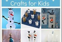 Crafts for Kids / Keep them busy with crafting.... / by Kim Molisee