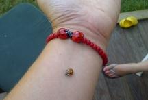 lievebeesten ~ ladybugs