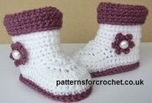 Crochet FREE Patterns / Crochet Patterns, Tutorials and How-to's... / by Kim Molisee