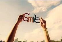 Smiles / Everyone's smile is different...