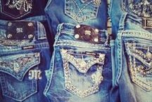 Miss Me Jeans / by Gabrielle Nicole Tumey