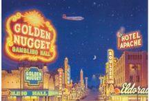 Vegas / by Robert Emerson