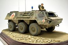 Armoured Vehicles Modern Era / Carriers & Fighting